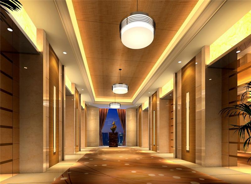 36000平米商务酒店大理石装修