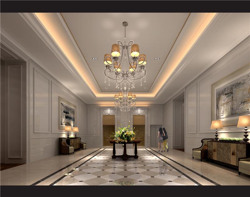 12600平方石材装修九层酒店