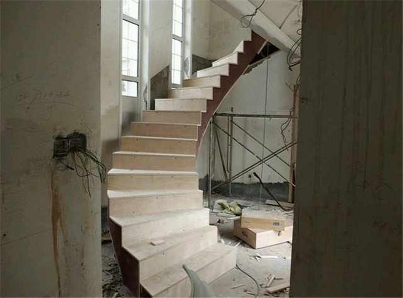 大理石楼梯效果图