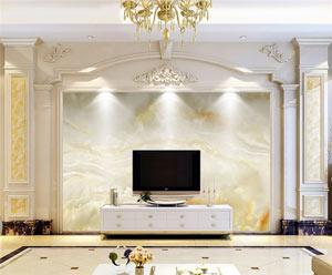 客厅电视背景墙高档