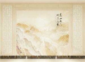 中式护墙板-罗马柱1