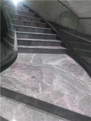 高档大理石楼梯