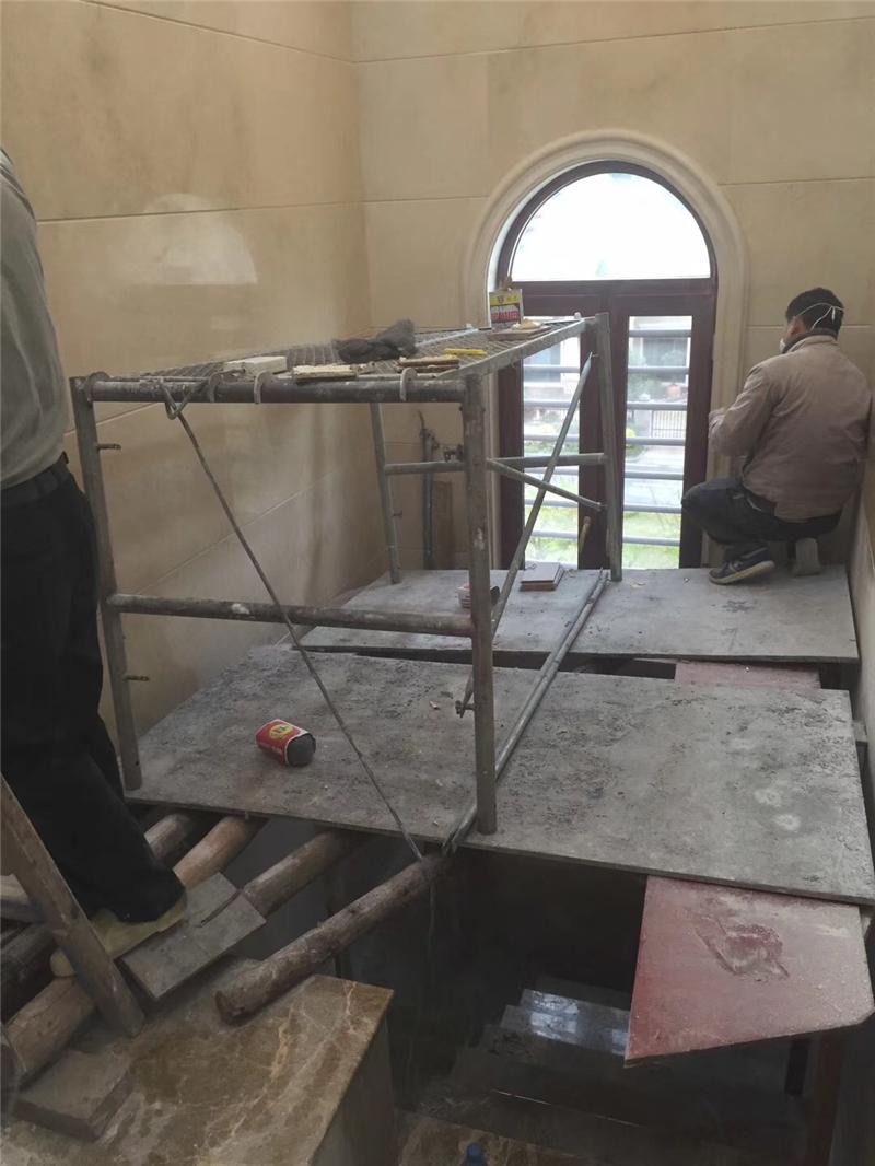 干挂石材施工方案