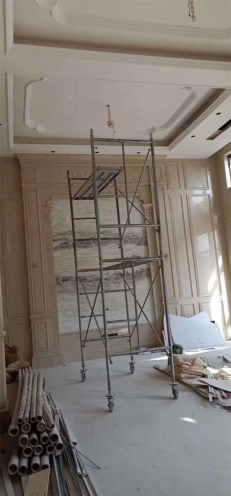 外墙干挂石材施工规范