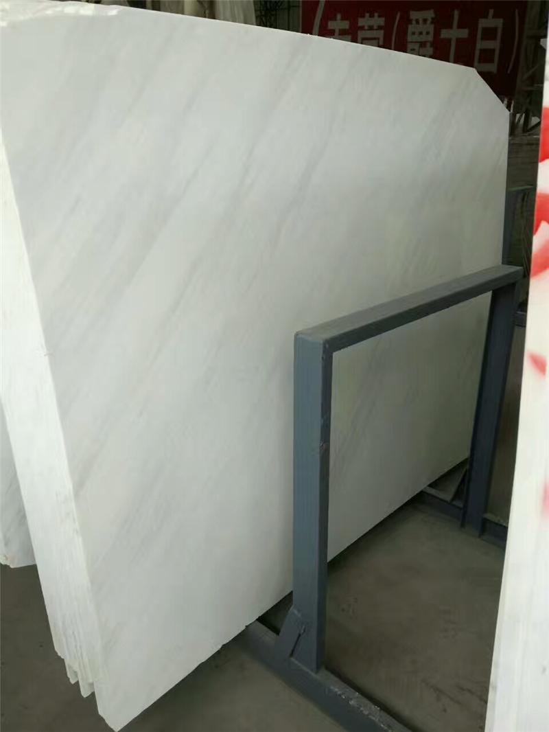 白色大理石大板图