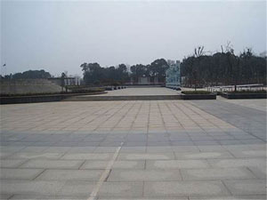 广场大理石工程案例