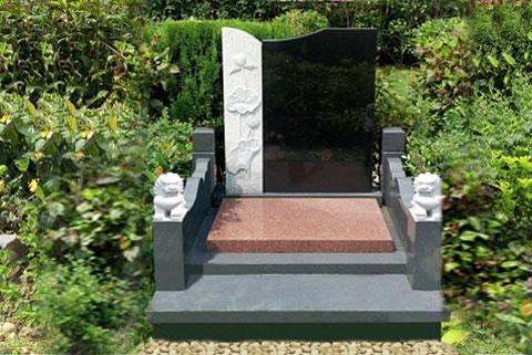罗浮山墓园家庭纪念广场