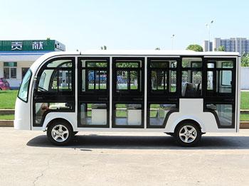 免费观光车全程使用